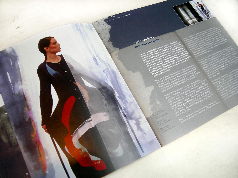 'ColourStory' Carole Waller Presentation
