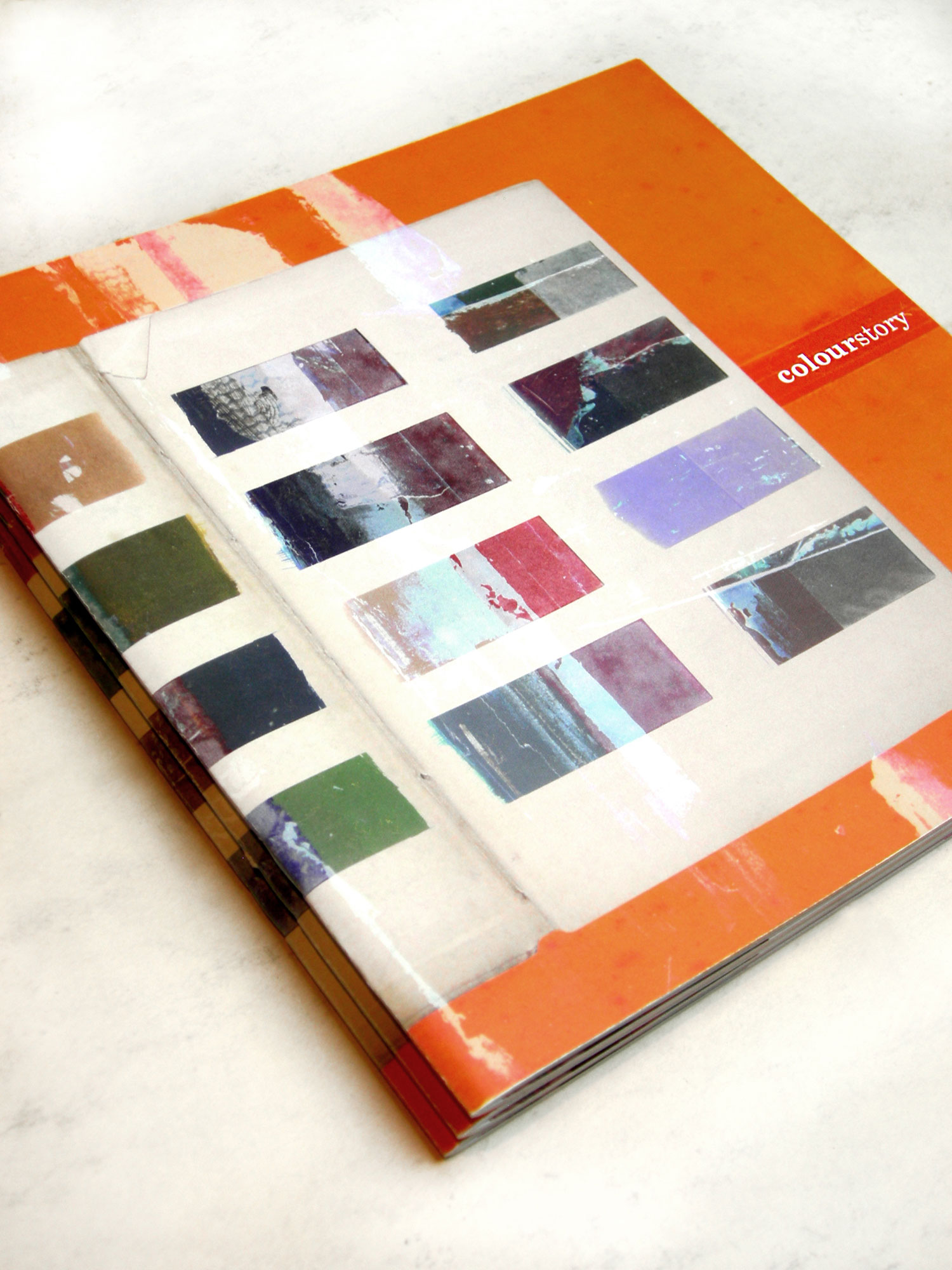 'ColourStory' conference Proceedings