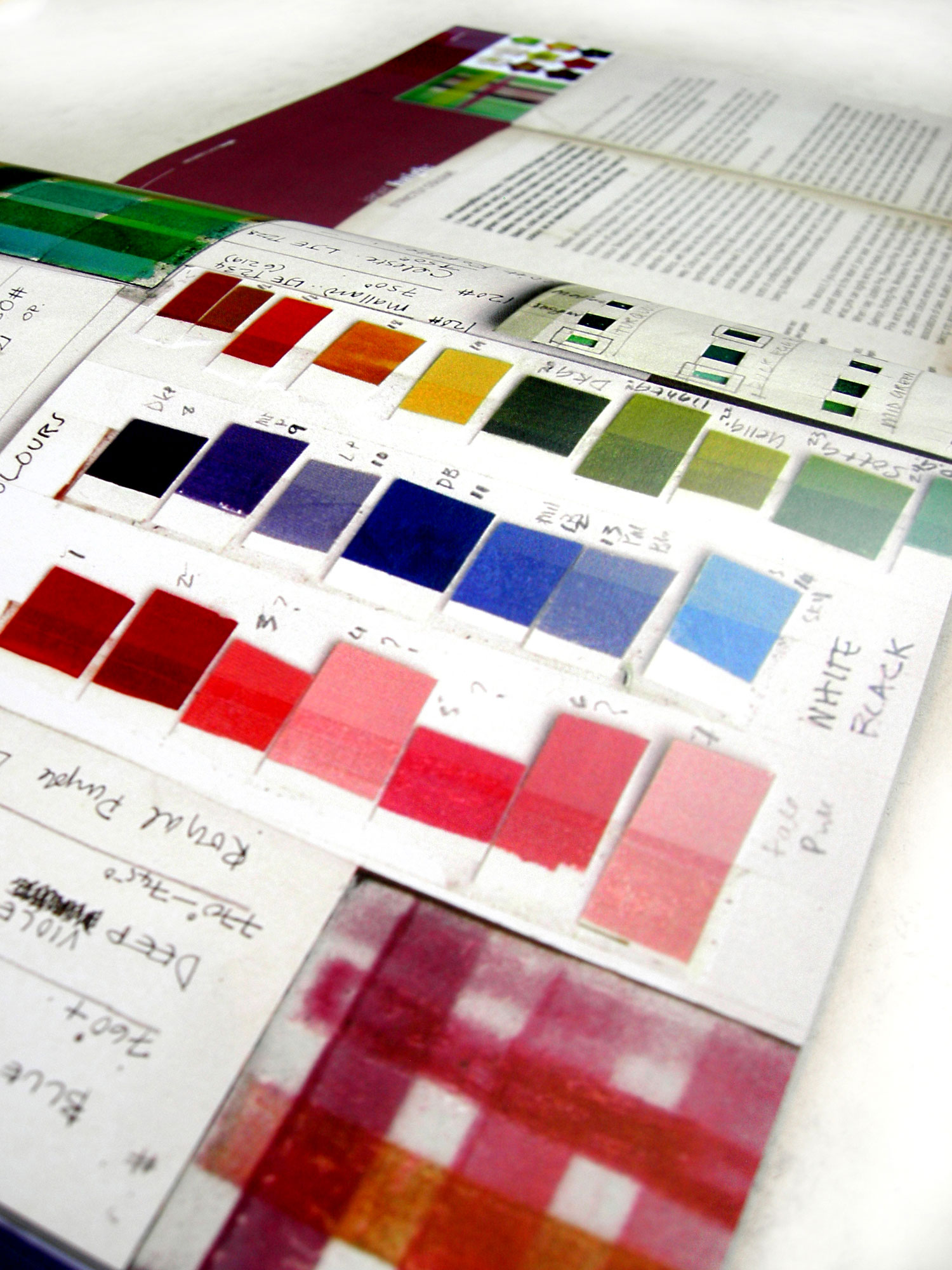 'ColourStory' Janet Haigh Presentation