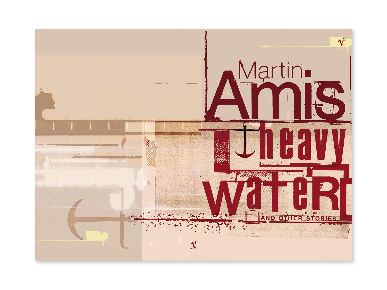 'Heavy Water' Colour Rough 3