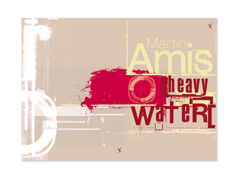 'Heavy Water' Colour Rough 2