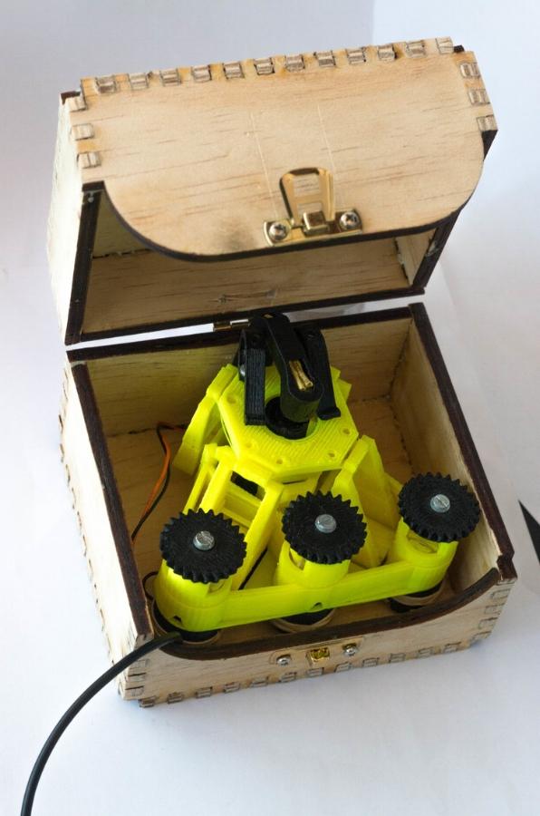 The Juakaliscope