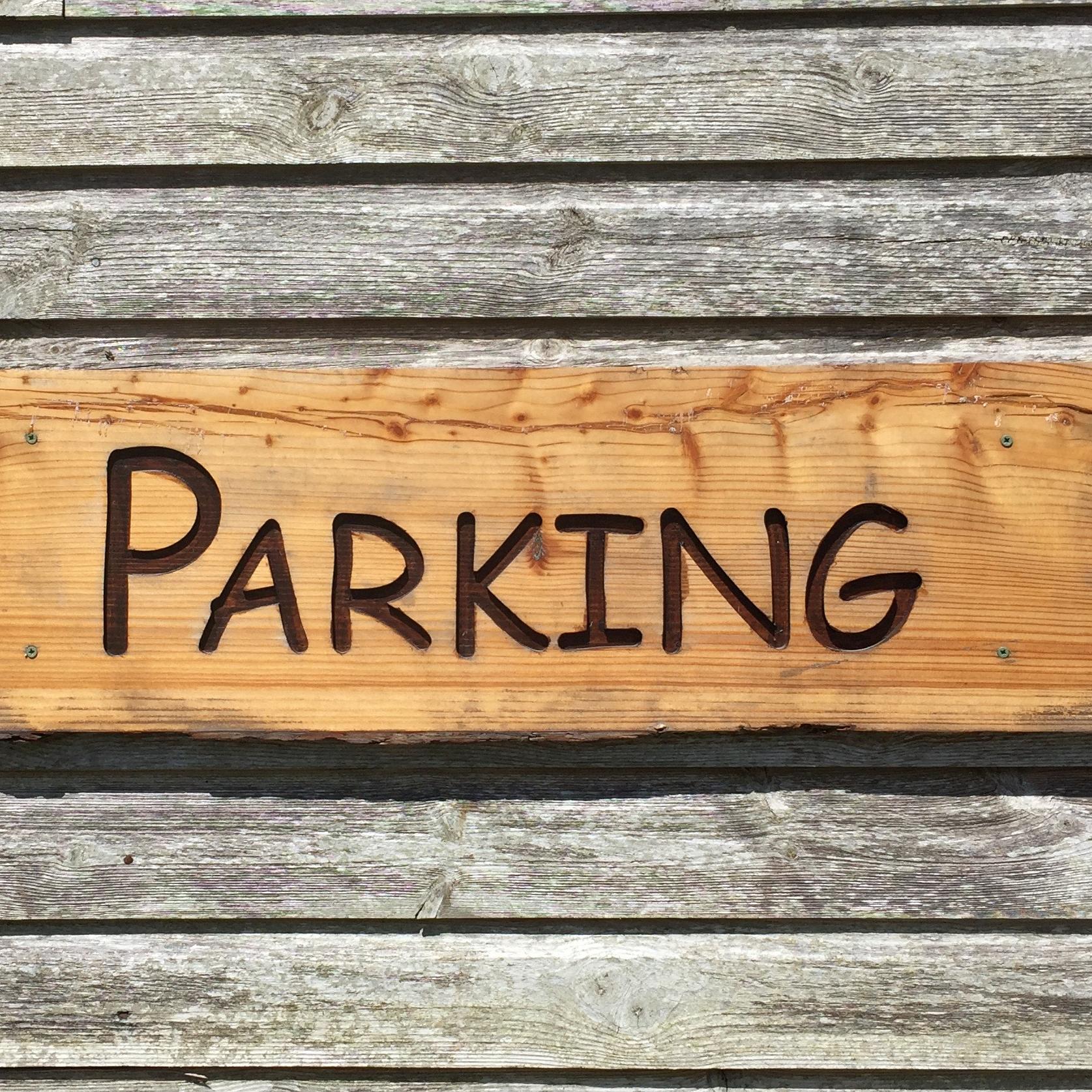 Hartland Stud Offices car park