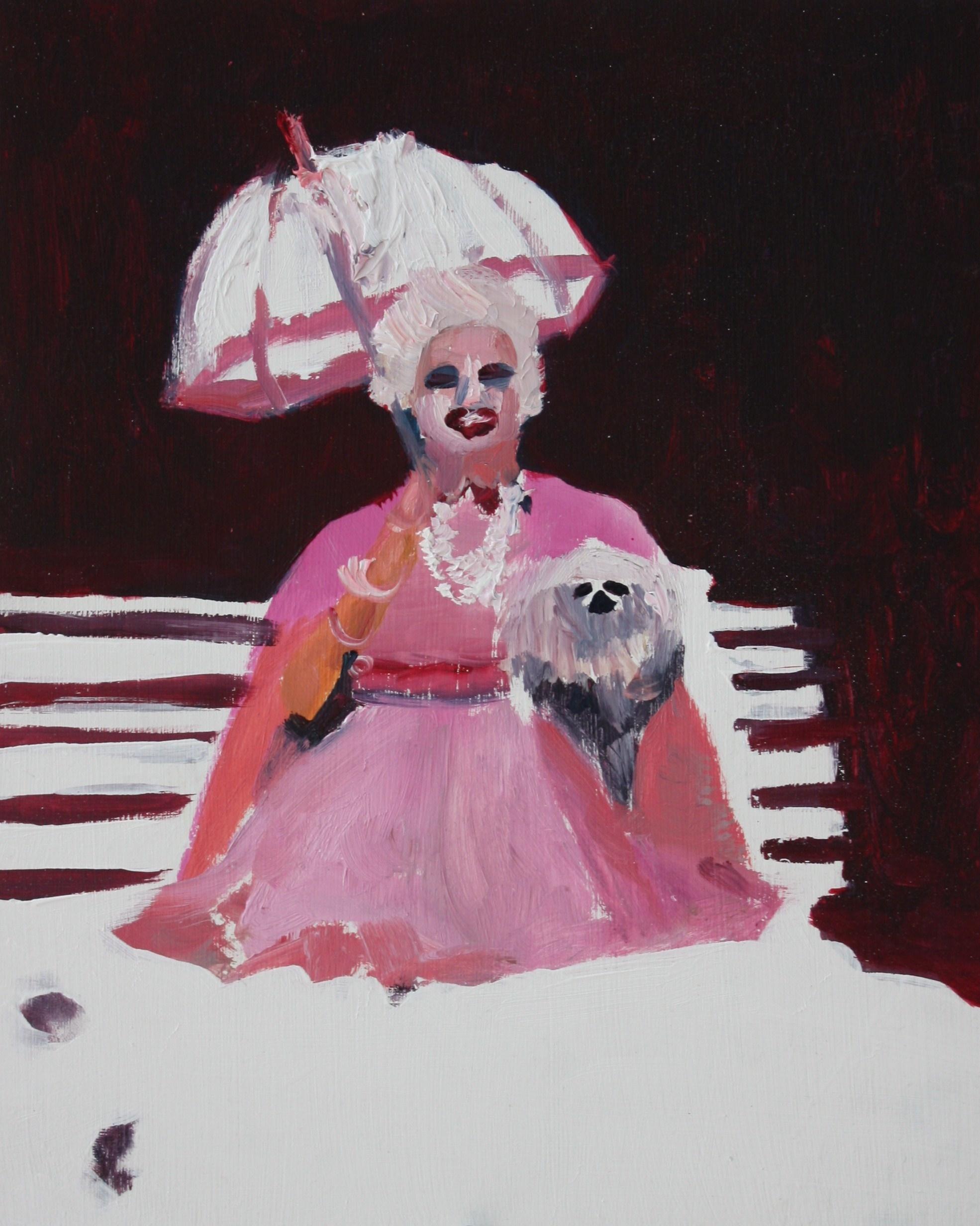 Pooch lady