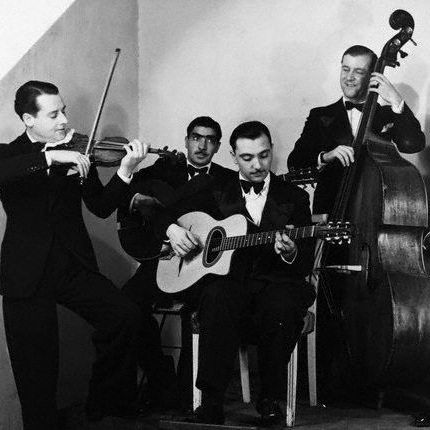 le Hot Club de Katoomba - Join us for dinner and an evening of classic French chansons and Hot Club swing jazz, in the style of Django Reinhardt and Stephane Grappelli.