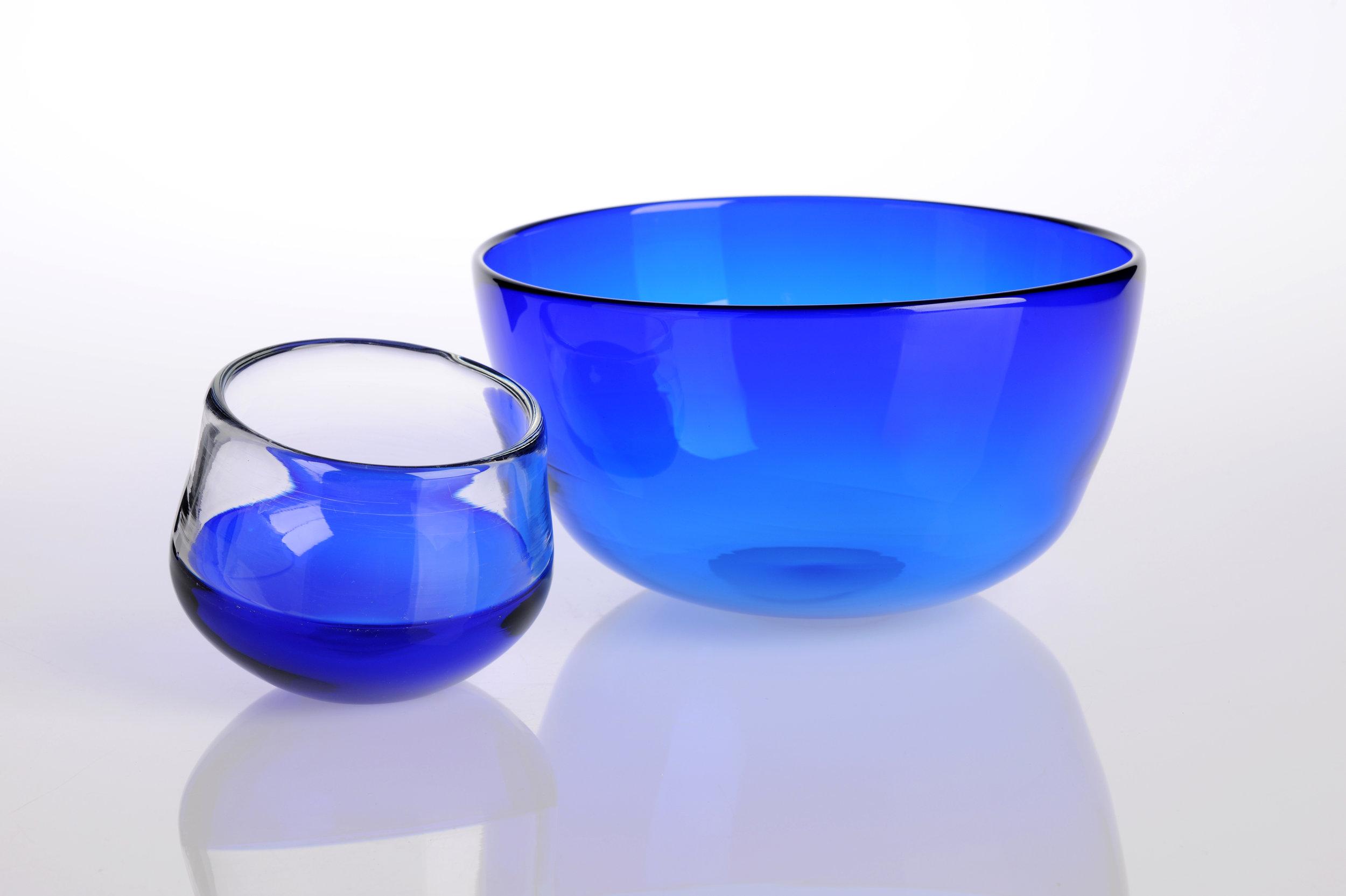 Blue Bowls, 2013 Photo Credit Michael Haines