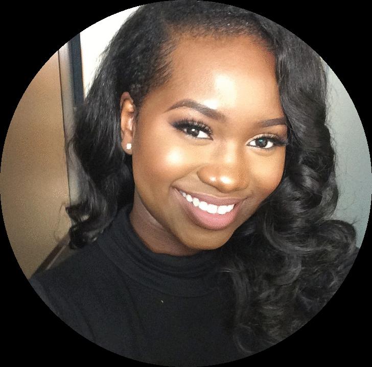 Rita Okolo, Founder and Head MUA at Facade Makeup Artistry