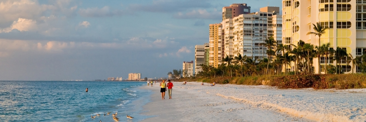 Maybe a place right at the beach ?  Search Beach Properties