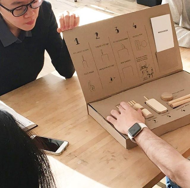 In my first semester at SVA, my team and I explored designs for type 1 diabetics. Our research and insights led us to prototype a diabetes kit that would provide medicine and devices to diabetics by mail whenever they needed refills.