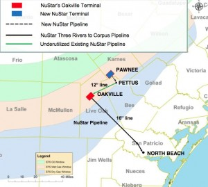 NuStar - ConocoPhillips Pipeline and Terminal Expansion