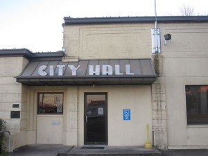 Karnes City - City Hall Building