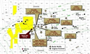 Contango Oil Eagle Ford Acreage Dimmit Zavala