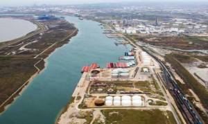 Trafigura Terminals Eagle Ford Port in Corpus Christi