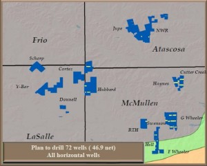 Comstock Eagle Ford Drilling Plans 2013