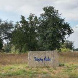 Trophy Oaks Entrance