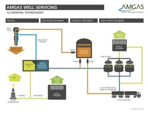 AMGAS H2S Treatment Services