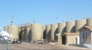 High Sierra Water Disposal Facility