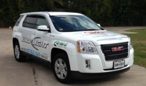 Nat G CNG Solutions Vehicle