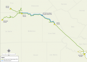 NuStar: South Texas Crude Pipeline System