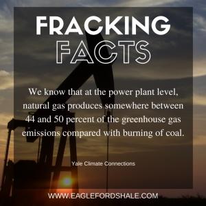 Fracking Facts Emissions