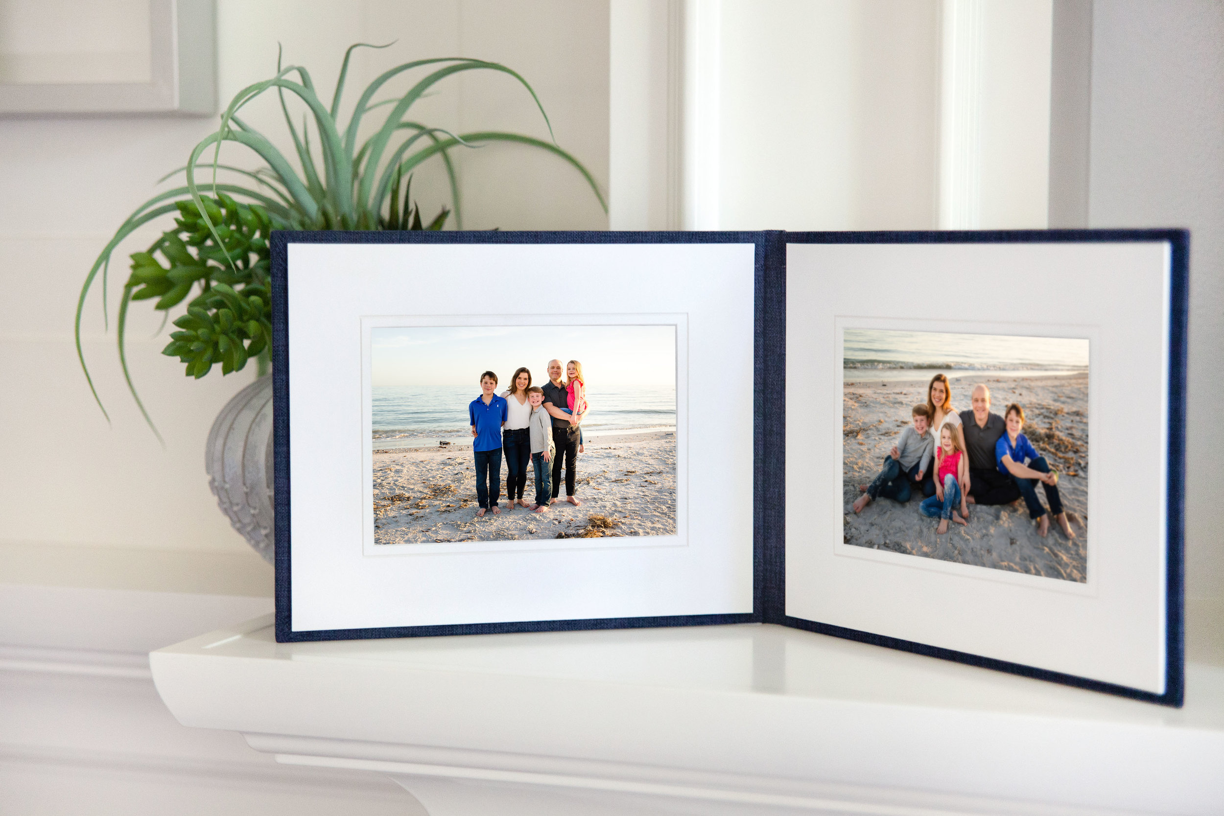 Companion Folios - Available in complimentary covers to your albums, these companion folios make the most amazing gift for grandparents!