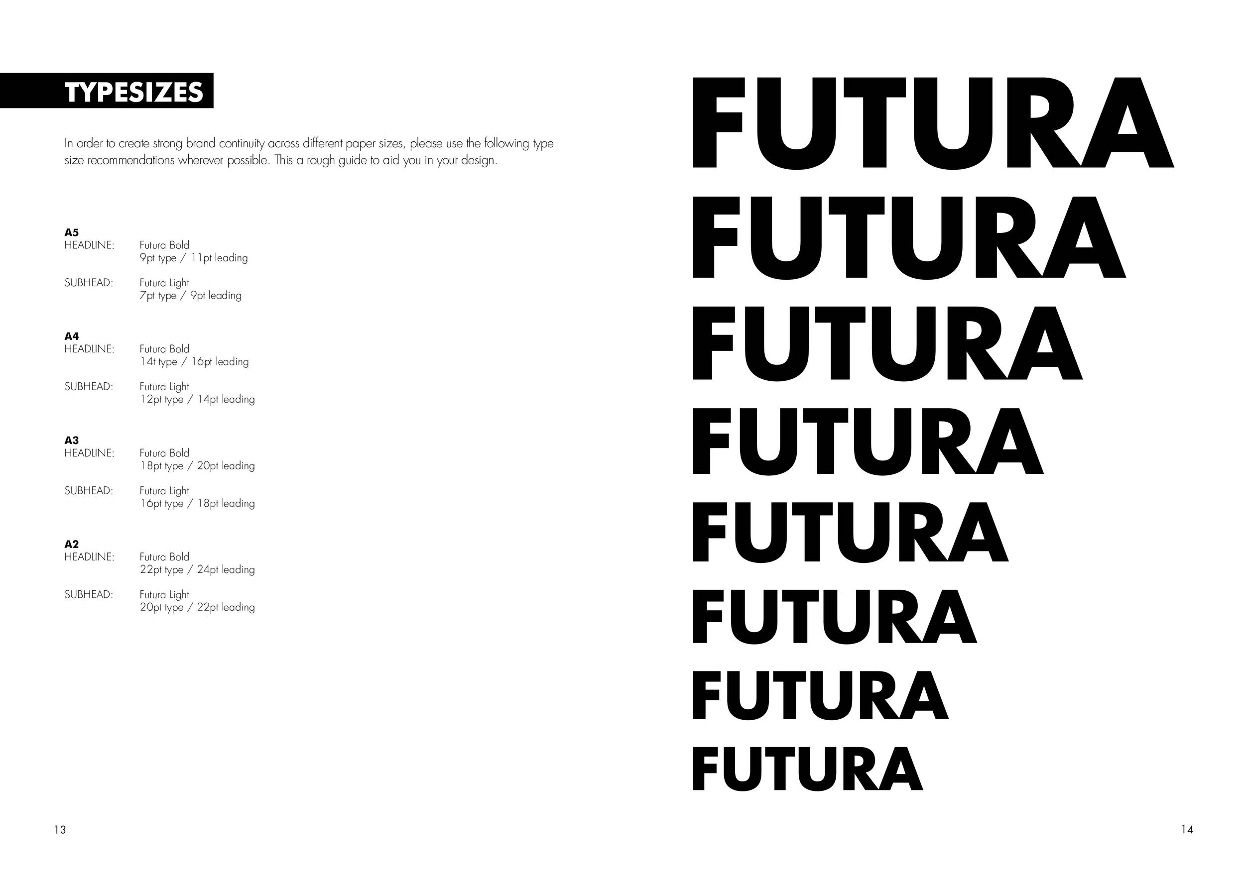 Futura T1 Book