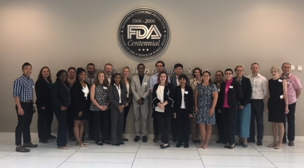 Visit at the US Food and Drug Administration during Summer School 2018 in Washington DC