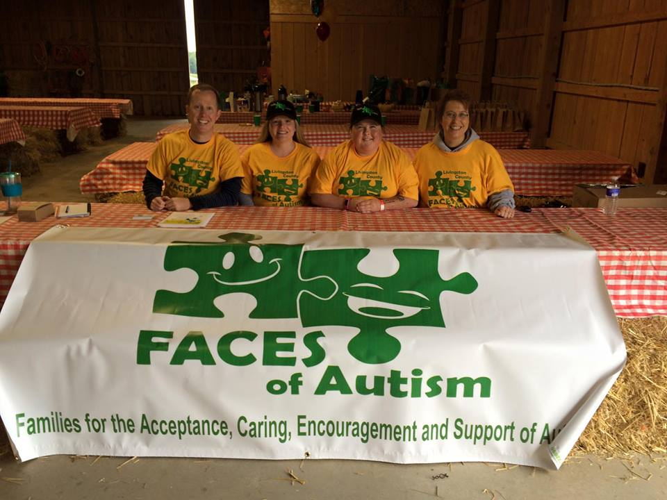 Autism Appreciation Day at Stokoe Farms on September 13, 2015