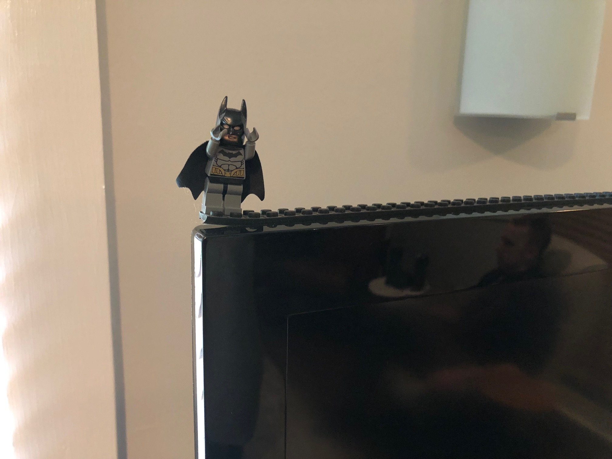 Batman on the TV