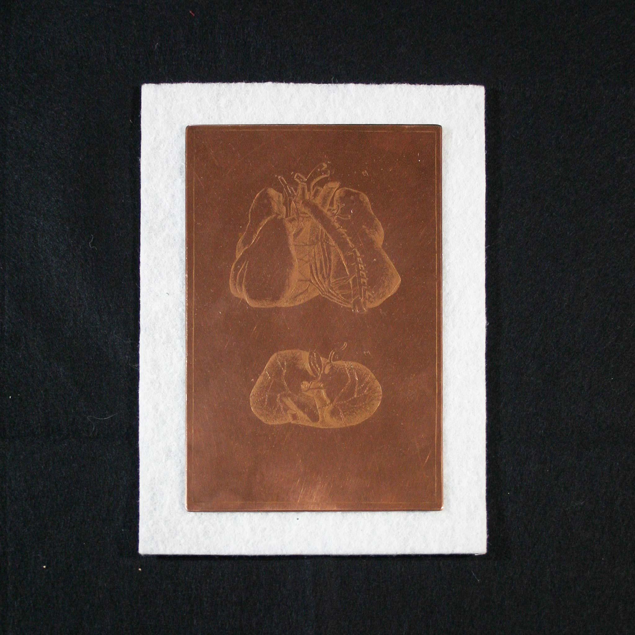 Table de divination (detail)