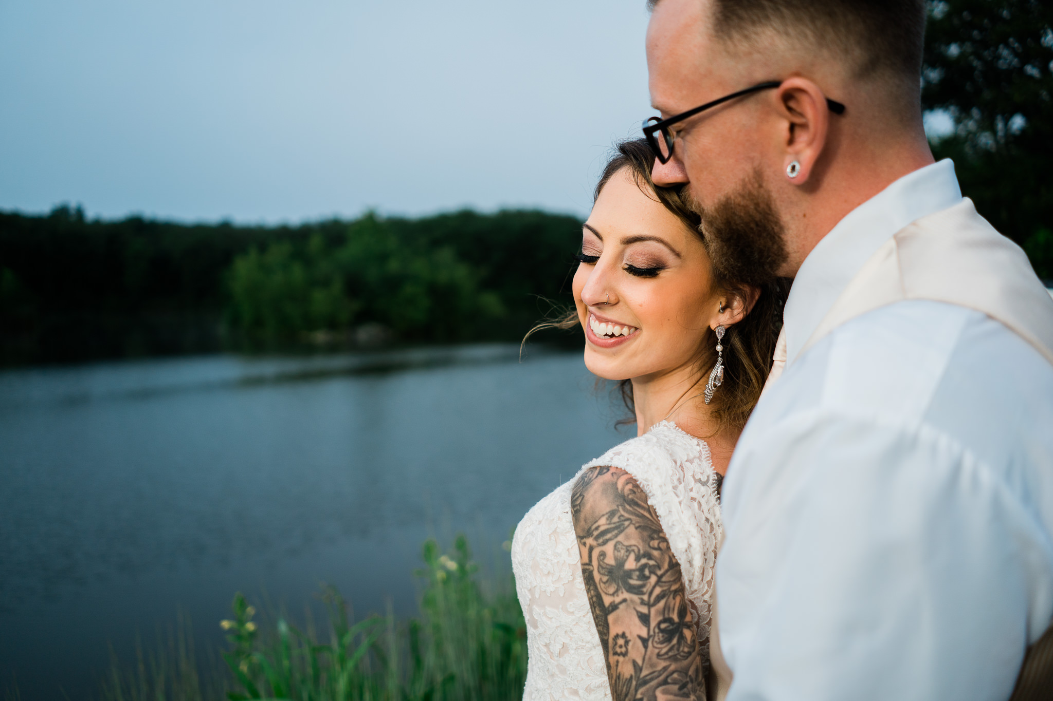 Nicole & Matt Rock Island Lake Club Sparta NJ Wedding-8.jpg