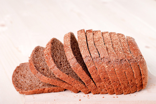 Fresh bread delivered every day from Brecon Milk