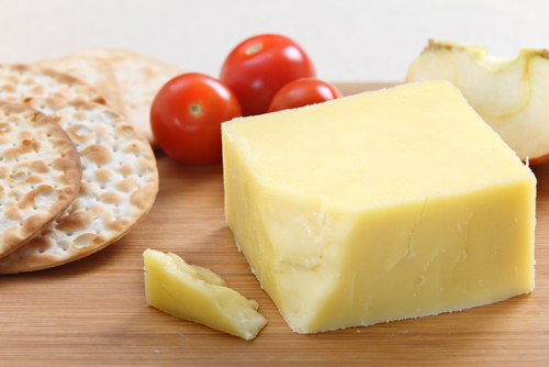 Cheese delivered to your door by Brecon Milk