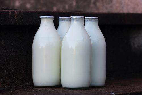 Milk and eggs from Brecon Milk