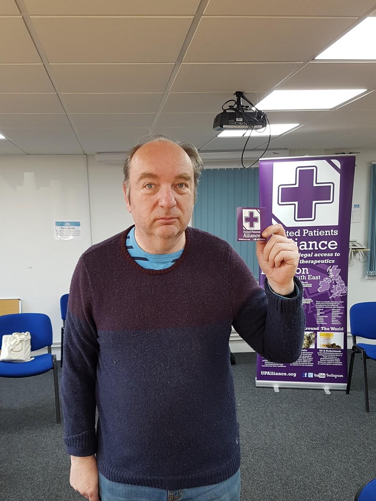 Former UK Government Drugs Minister and LibDem MP for Lewes, Norman Baker