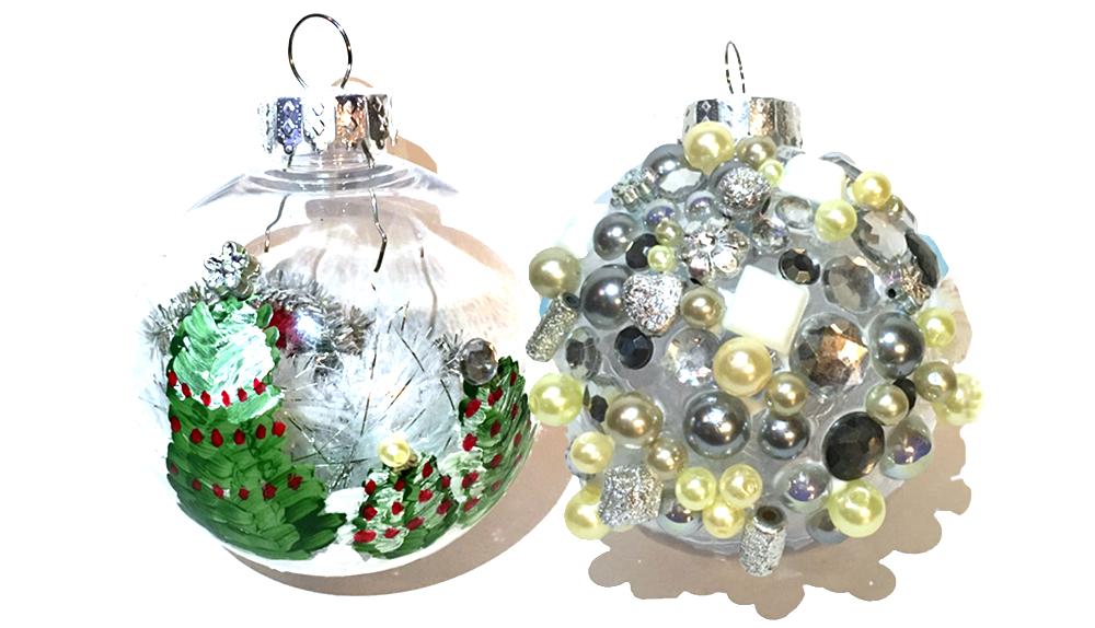 diy ornaments bars and crafts