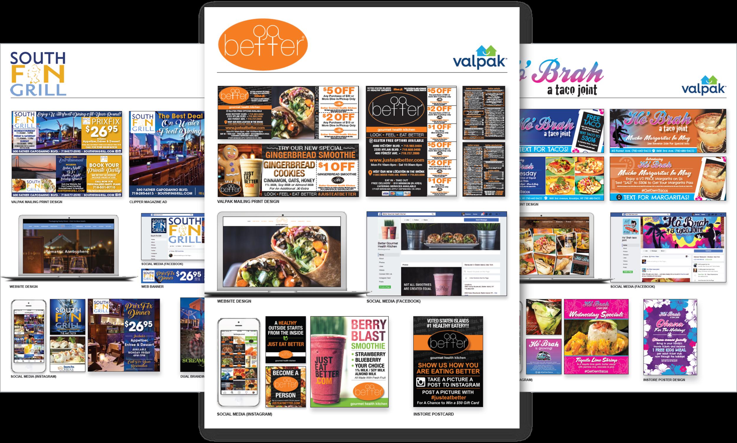 Branding Kits -