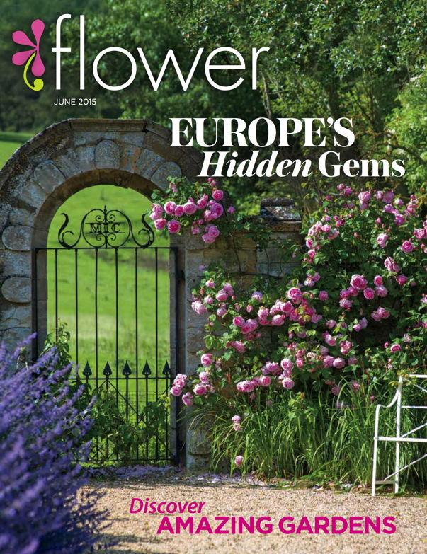 Flower Magazine, June 2015