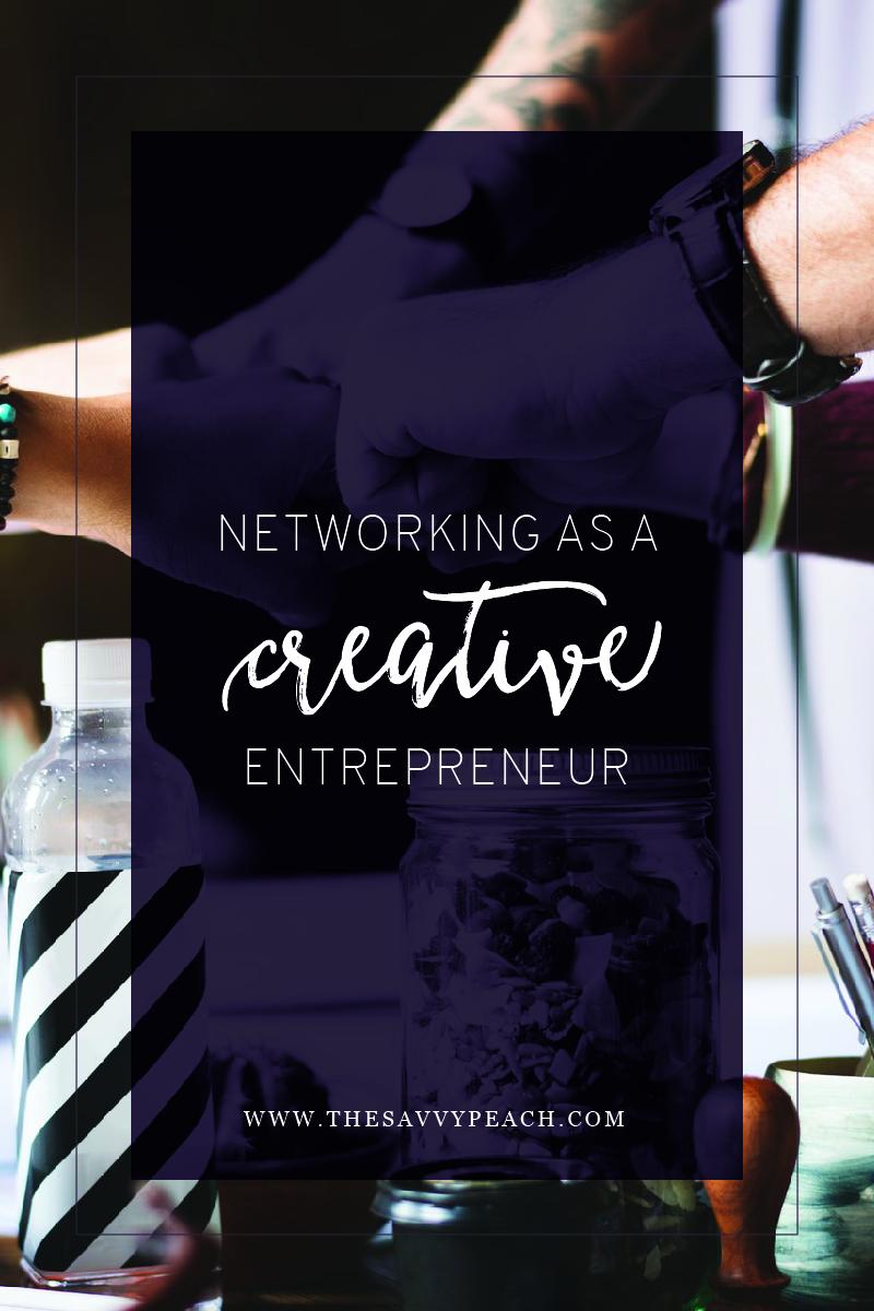 Networking As a Creative Entrepreneur