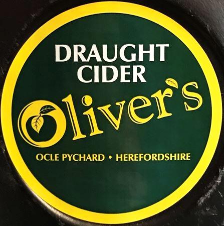 Oliver's Cider, U.K.