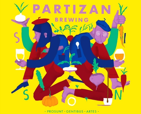 Partizan, London U.K.