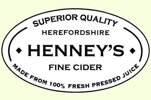 Henney's Cider, U.K.