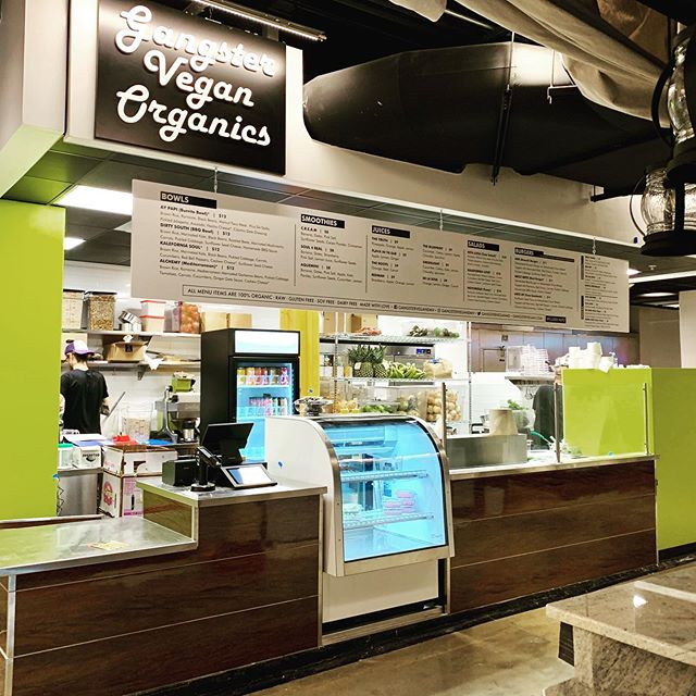 Proud to complete our most recent build @crossstmarket. Best wishes to @gangstervegandmv and their pursuit of healthy eating!  #SeeYouAtTheMarket #CrossStreetMarket #CrossStMarket #FedHill #SoBo #SouthBmore  #PublicMarket #MyBmore #GangsterVegan #Vegan #GlutenFree #jcporterbuilt #baltimorerevitalize #restorebaltimore #baltimorevegan  #baltimoreconstruction #baltimorefood #jcporterbuilt