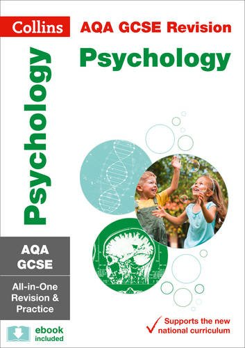 AQA GCSE Psychology all-in-one revision and practice - Co-authored with Marc Smith, this book is for students who are doing the new '9-1' AQA syllabus for GCSE, and is part of a series which applies concept such as retrieval practice, interleaving and the spacing effect to the design of the textbooks themselves.The book features clear and thorough sections on all of the topics of the course, followed by extensive sets of practice questions to help with consolidate learning. There is a also a full practice exam paper.There is a strong emphasis on practice questions, with topics interleaved to boost learners' ability to handle unpredictable questions in the exam. Buy here.