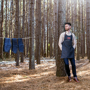 Young entrepreneur Bill Mitchell has a homegrown denim business. His Greenville design studio now exports his handmade jeans overseas as well as decking out locals.  Read the article.