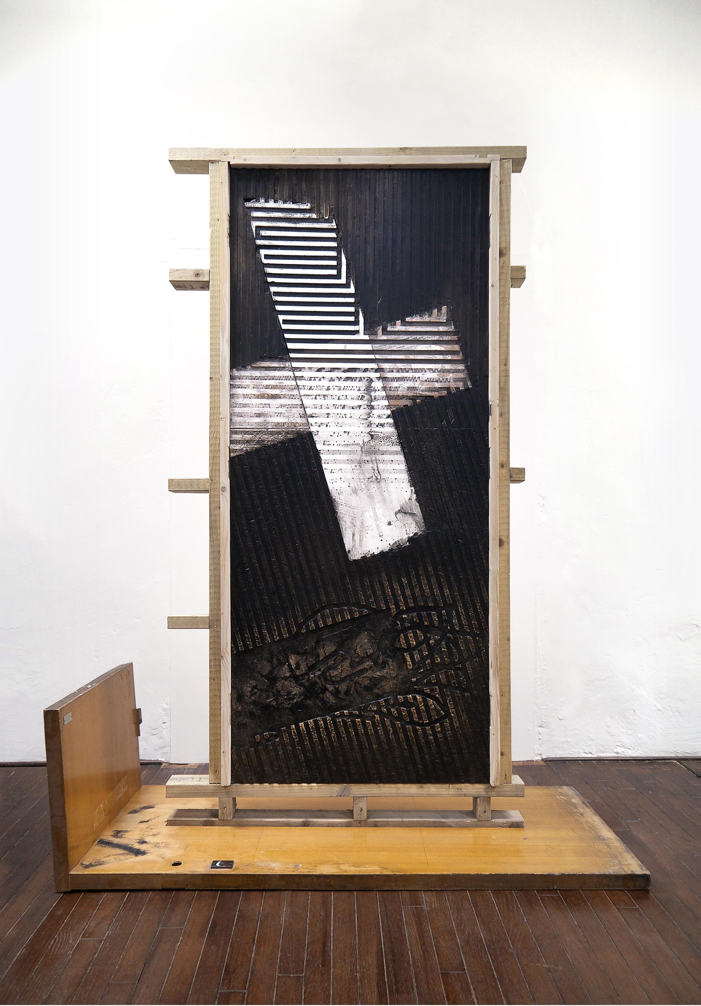 Untitled (Door & Door Frame)