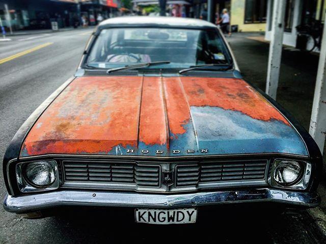 Holden Kingswood, Nelson style.  #Aotearoa #NewZealand