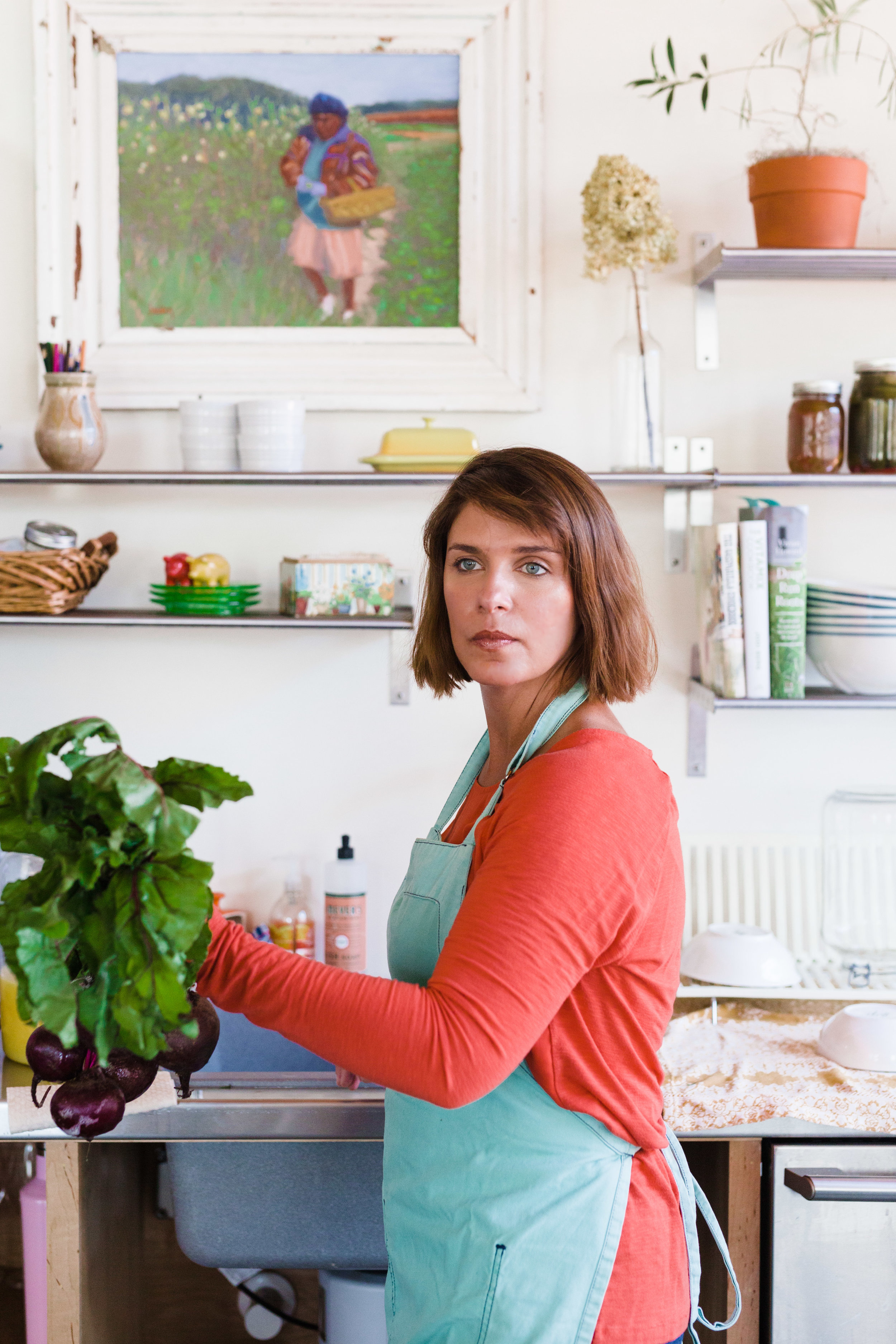 beet kvass vivian howard recipes photograph by baxter miller