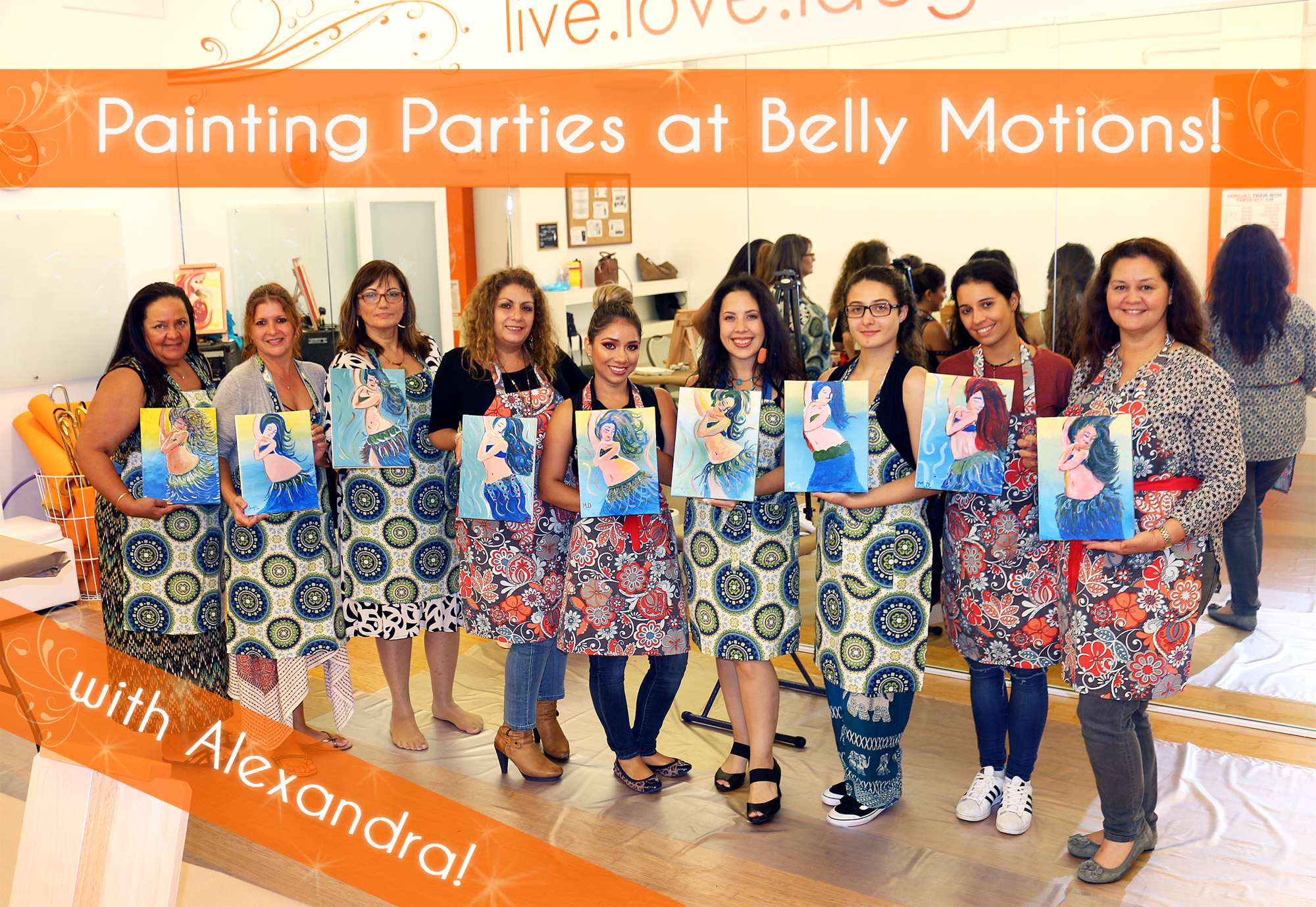 painting party september 2016