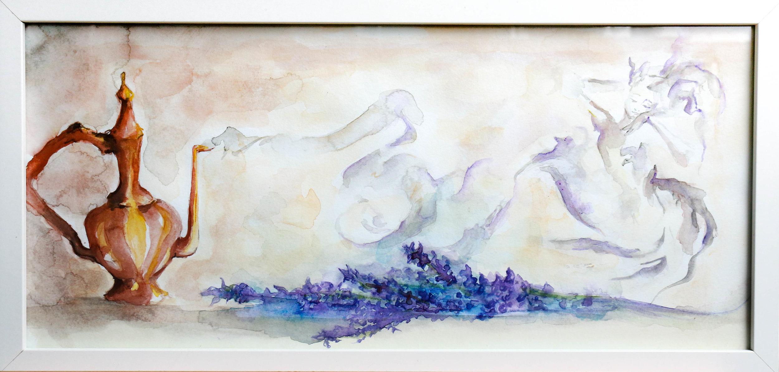 Lavender Tea Dancer